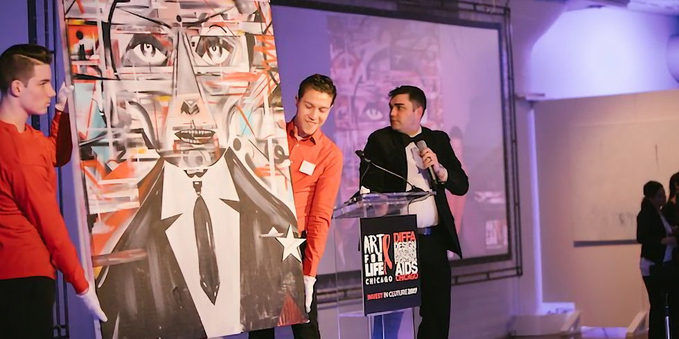 DIFFA Chicago Art for Life Exhibit and Auction