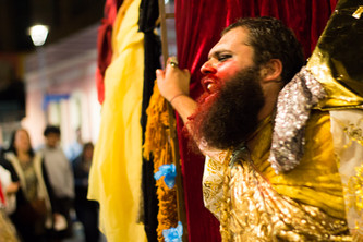 Festival de Curitiba. 2017. Foto: Marcelo Almeida.