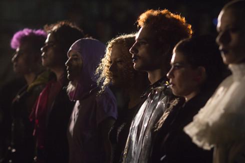 Festival de Curitiba. Estreia Nacional. Curitiba - PR. Foto: Humberto Araújo.