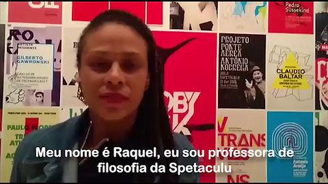 Relato - Raquel