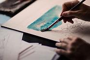 La peinture à l'aquarelle