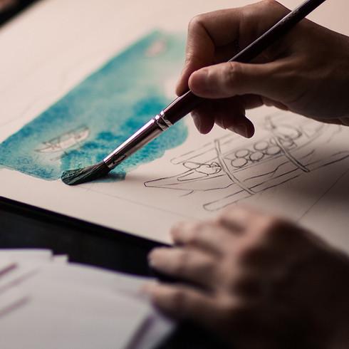 Watercolor for Kids: Grades 1-4 With Sharon Premo Cox