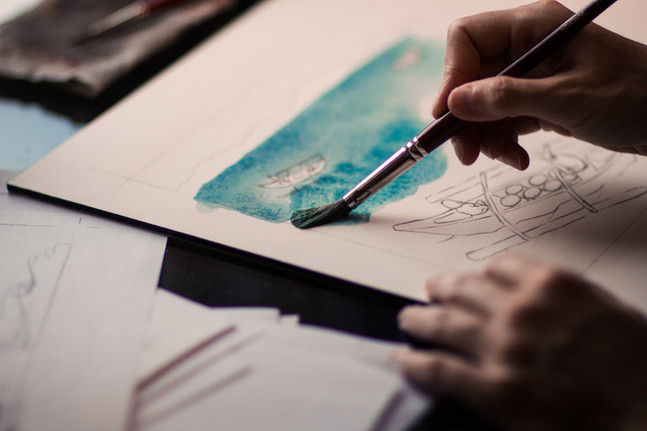 A Creative Outlet: The ARTS