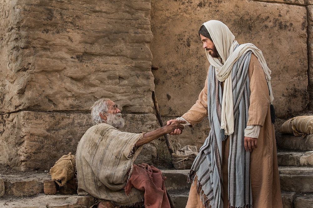 Are sins forgiven without a payment according to Matthew 9:1-7? Tony Mariot