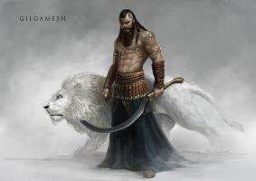 Gilgamesh - Tony Mariot
