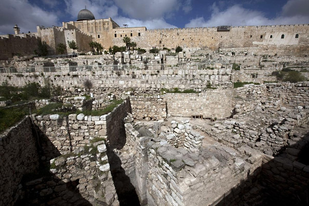 Solomons Temple Discovered - 2016