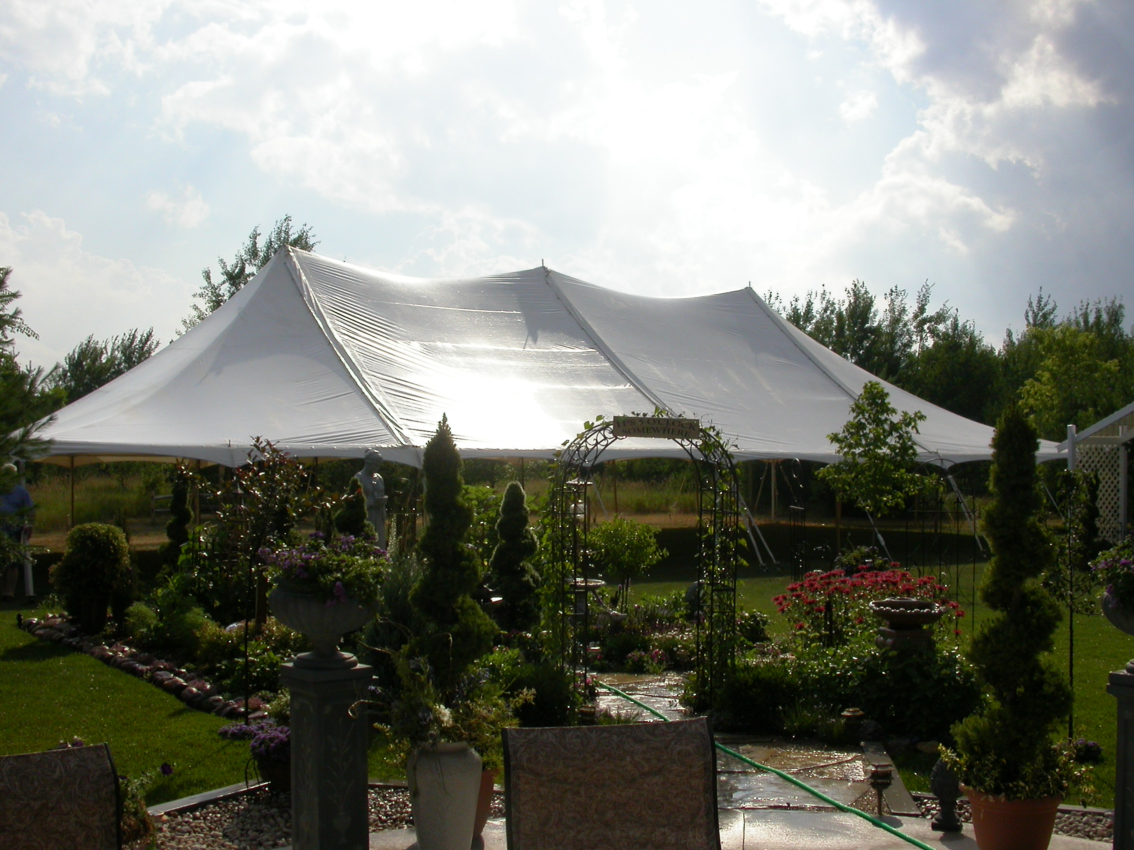 Garden Wedding - Wautoma