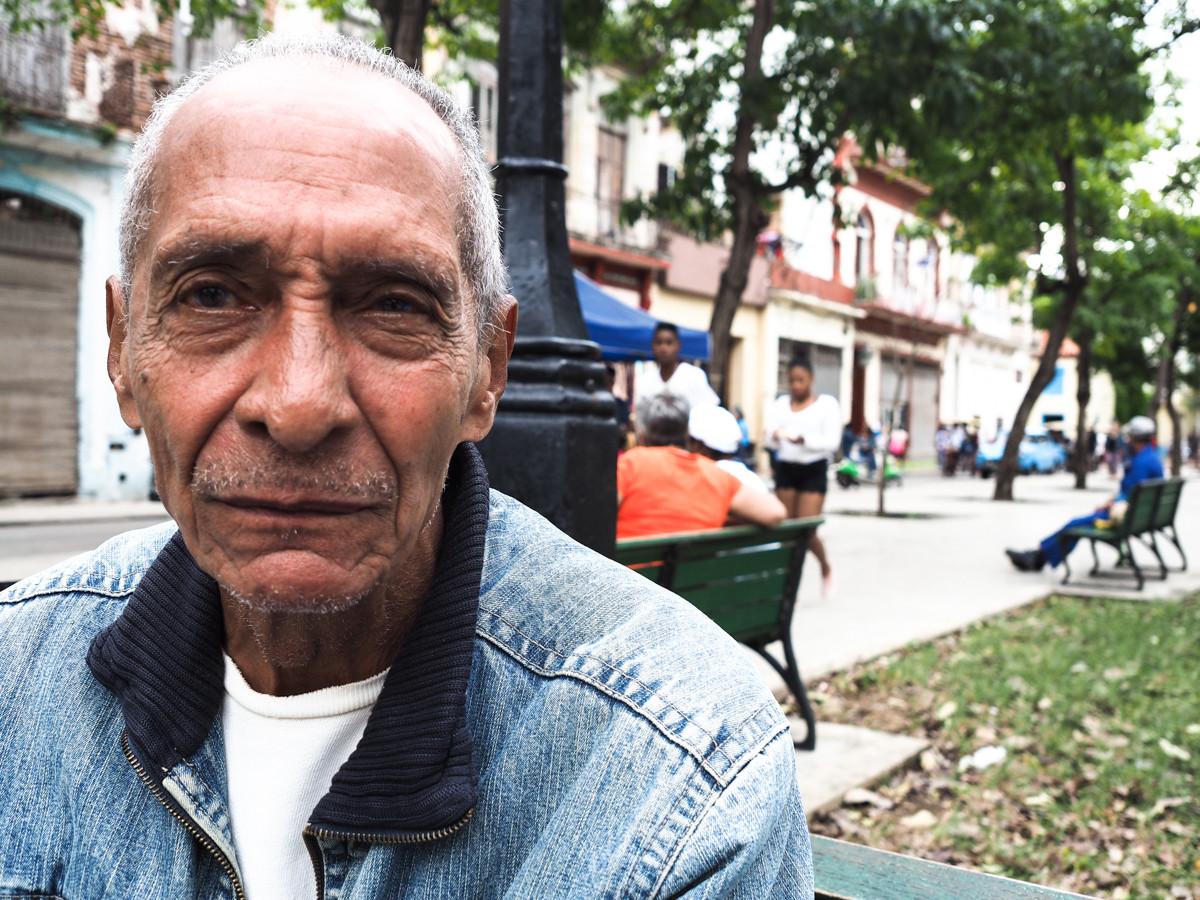 - Portraits de Cuba -