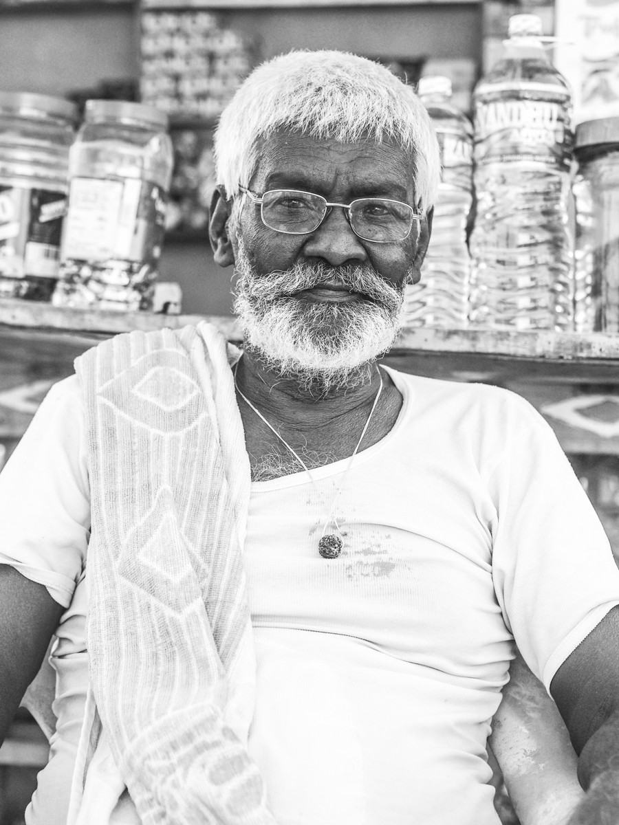 - Portraits de l'Inde -