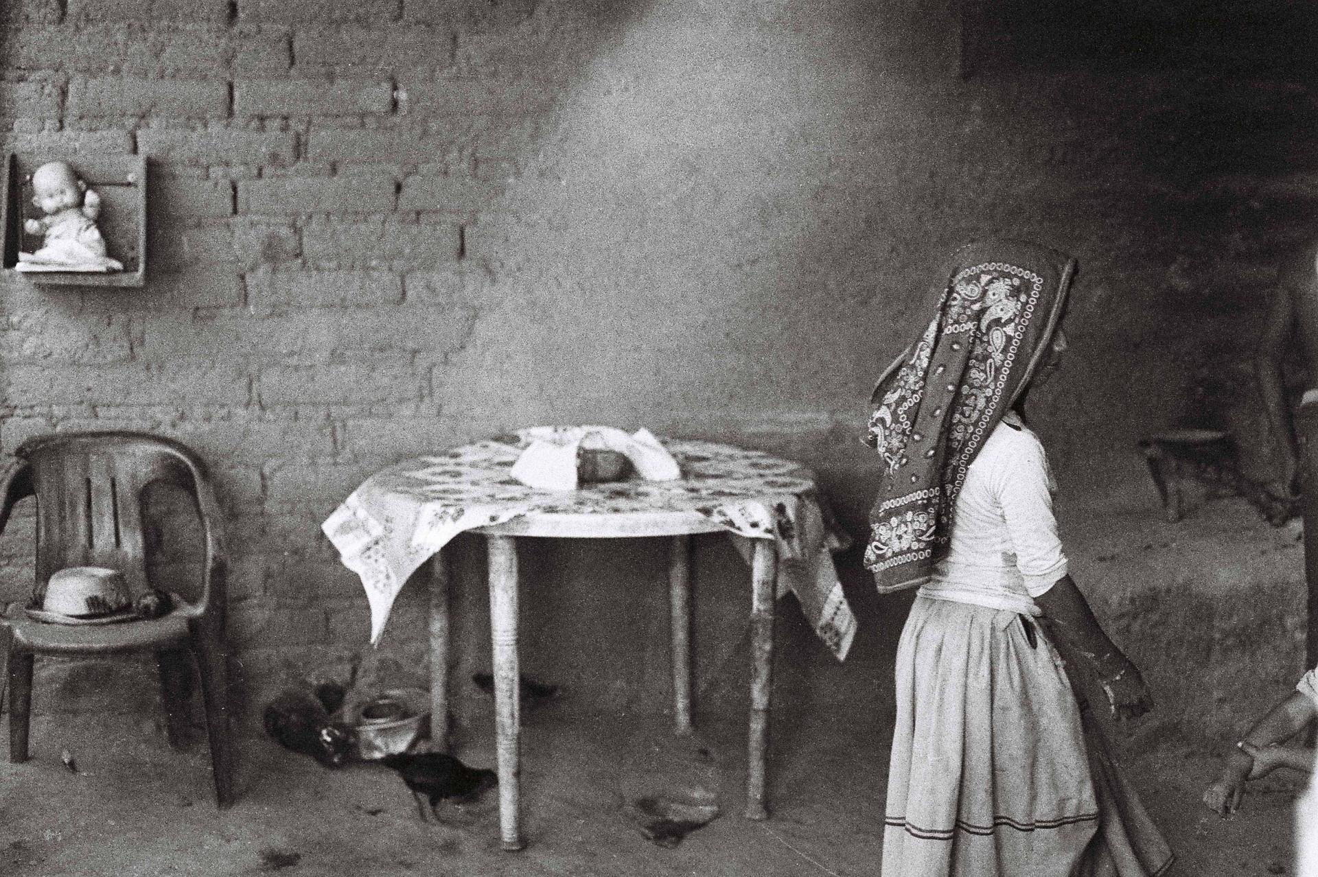 - Wixarikas -  Photographie analogique - pellicule caduque