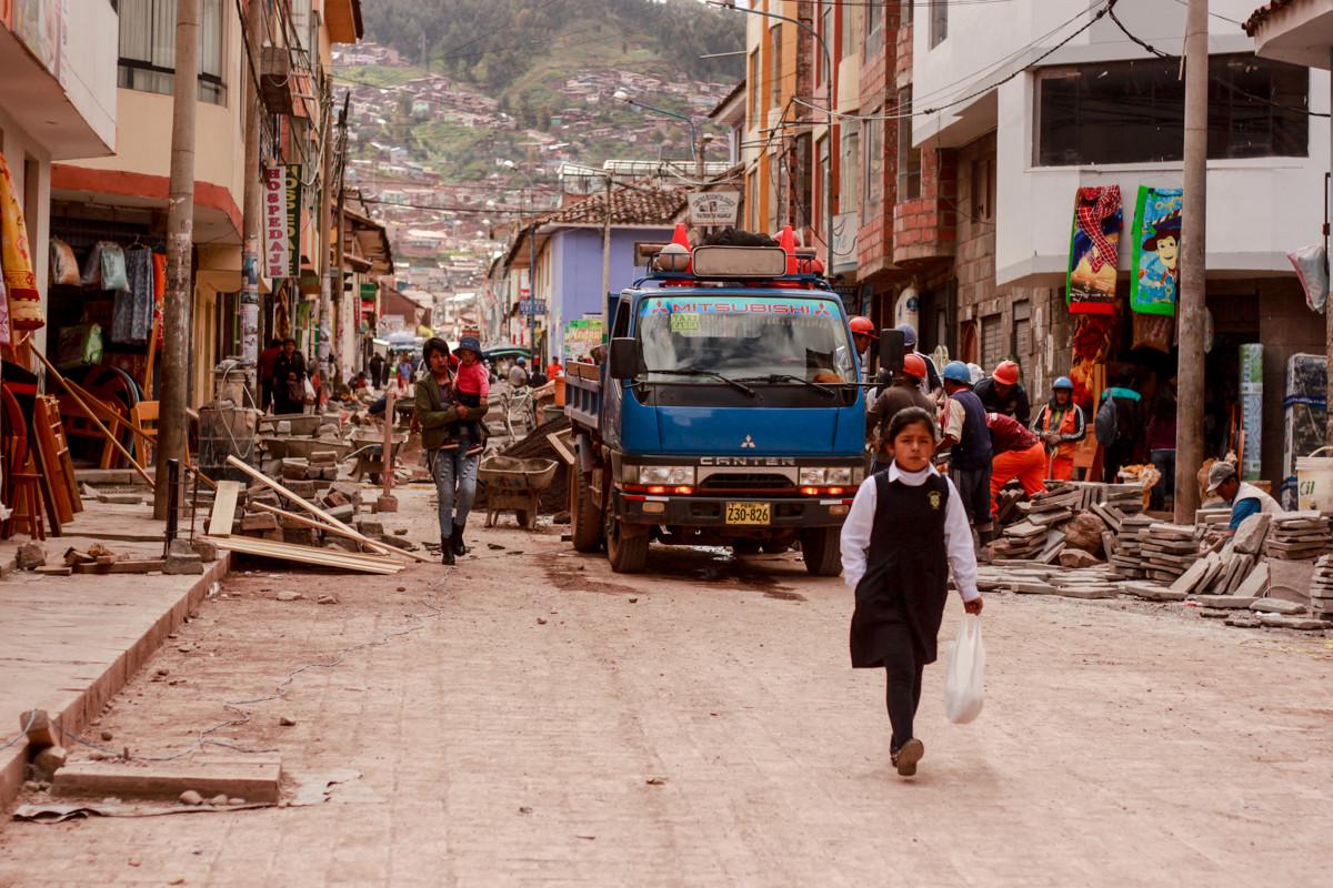 - Cusco -