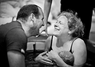 water birth home birth