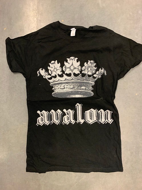 Crown T'Shirt (Black)
