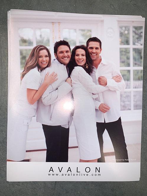 "Avalon ""Stand"" Glossy, 8x10"