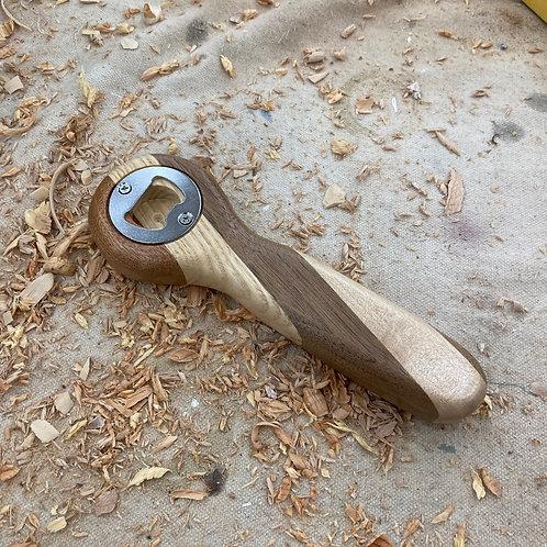 Hardwood Bottle Openers