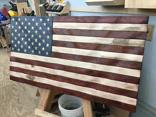 XL Waving American Flag