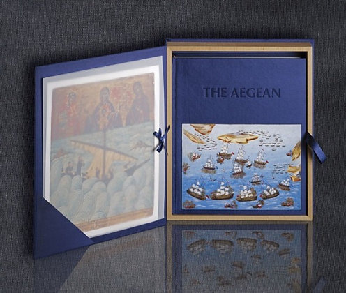 Collector's Edition | THE AEGEAN, Epicentre of Greek civilization