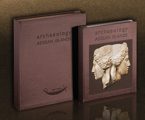 Collector's edition: ARCHAEOLOGY, Aegean Islands