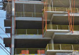 דיפנס מרפסות קצה בנין