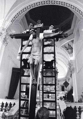 A Reforma da Semana Santa nos anos 1951–1956