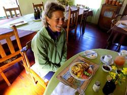 Breakfast delight at Baviaans Lodge