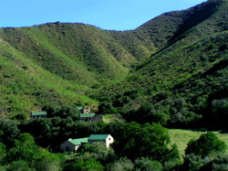Baviaanskloof Lodge accommodation