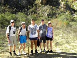 Hiking Clubs, Baviaans Lodge