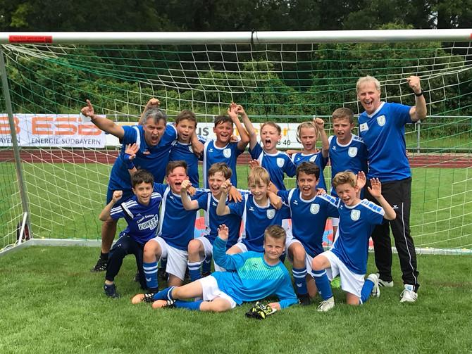 Merkur CUP 2018 - Bezirksfinale wir kommen!!!