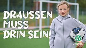 DRAUSSEN MUSS DRIN SEIN - DFB und DOSB: Petition für Amateursport