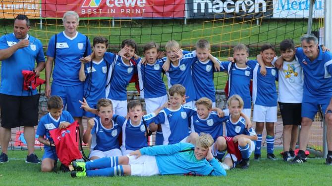 Merkur CUP 2018: TSV U11 belegt den 3. Platz im Bezirksfinale