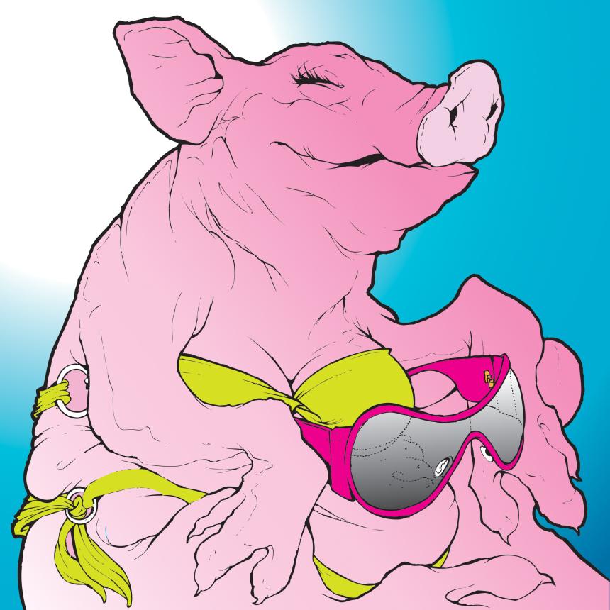 Hot Pig