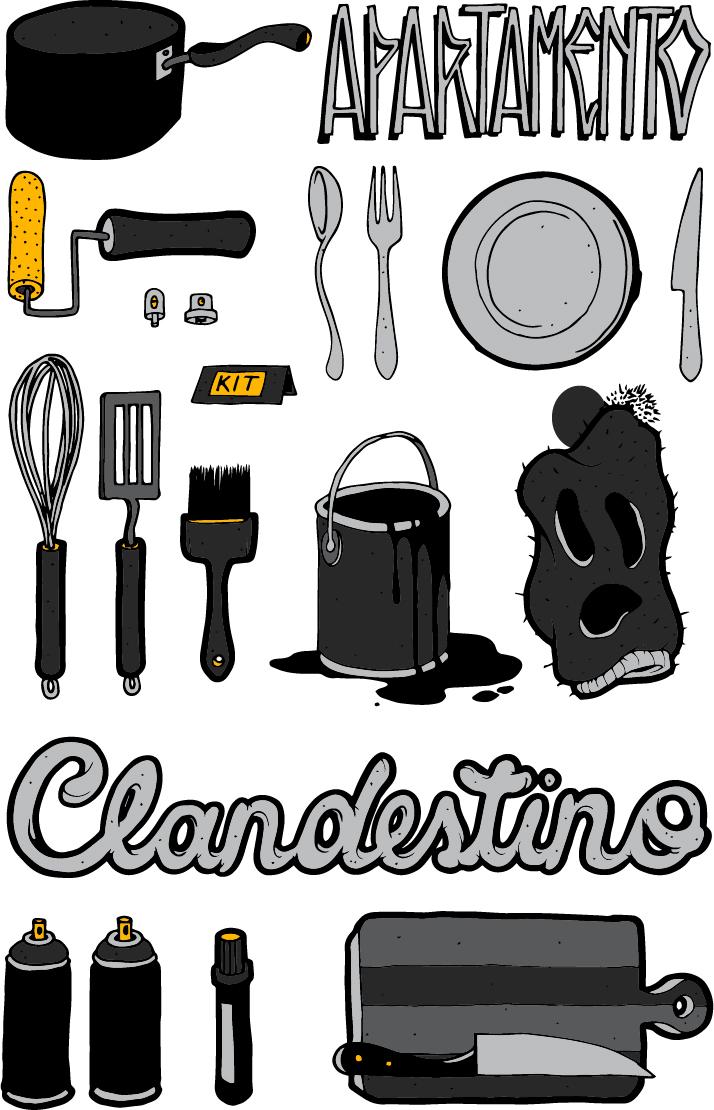 Kit Clandestino