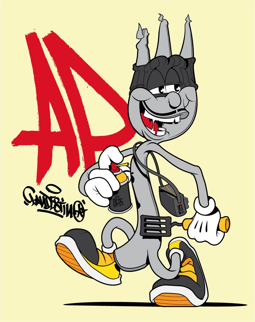 Mascote Clandestino