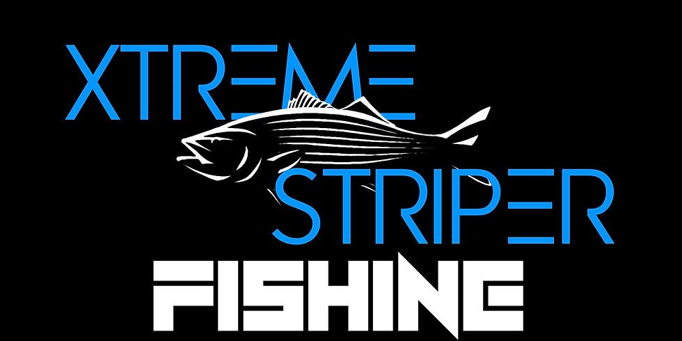 Xtreme Striper Fishing