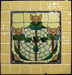 Sample Kitchen Mosaic