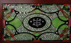 bahai mosaic