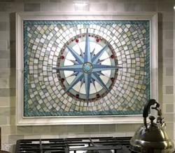 compass rose Mansfield