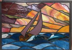 sunset sail east Gloucester