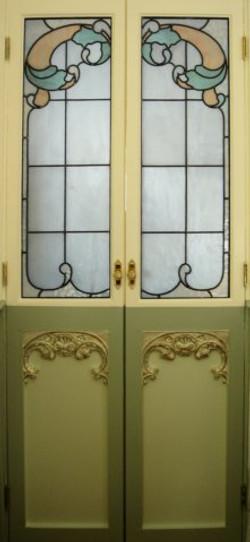Art Nouveau Built-ins