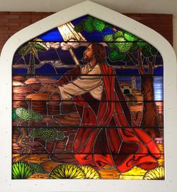 Geseimanie window Hamilton, MA