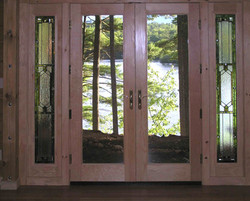 Prairie Inspired French Doors