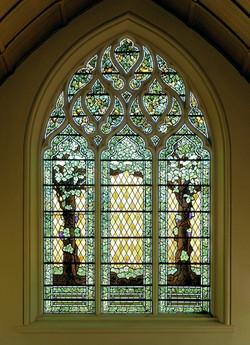 Crowell Chapel Window