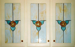 A_C Rose Tryptych