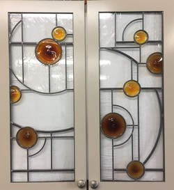 amber rondels 1