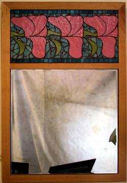Large Mosaic Mirror