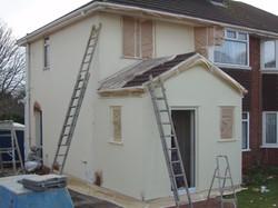 wallcoating house 5