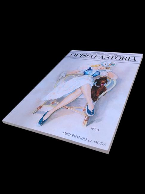 Cuaderno Opisso en el Astoria, Observando la moda.