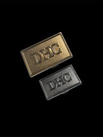 DHC PLACAS DISTINTIVAS
