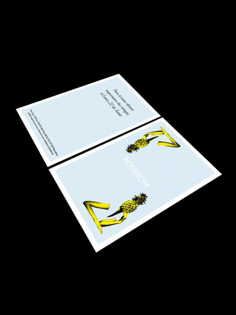 Diseño postal rebajas.