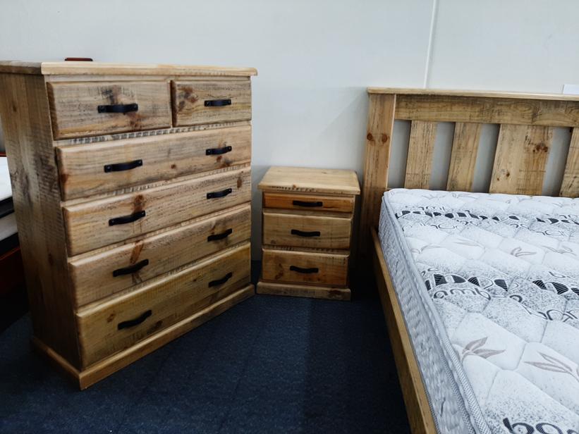 Outback Bedroom Set